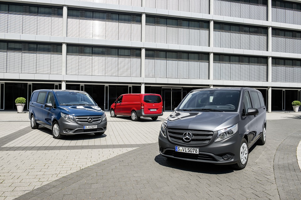 new mercedes benz vito debuts in germany. Black Bedroom Furniture Sets. Home Design Ideas