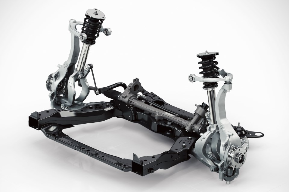 Next Gen Volvo Xc90 To Use Leaf Spring Rear Suspension