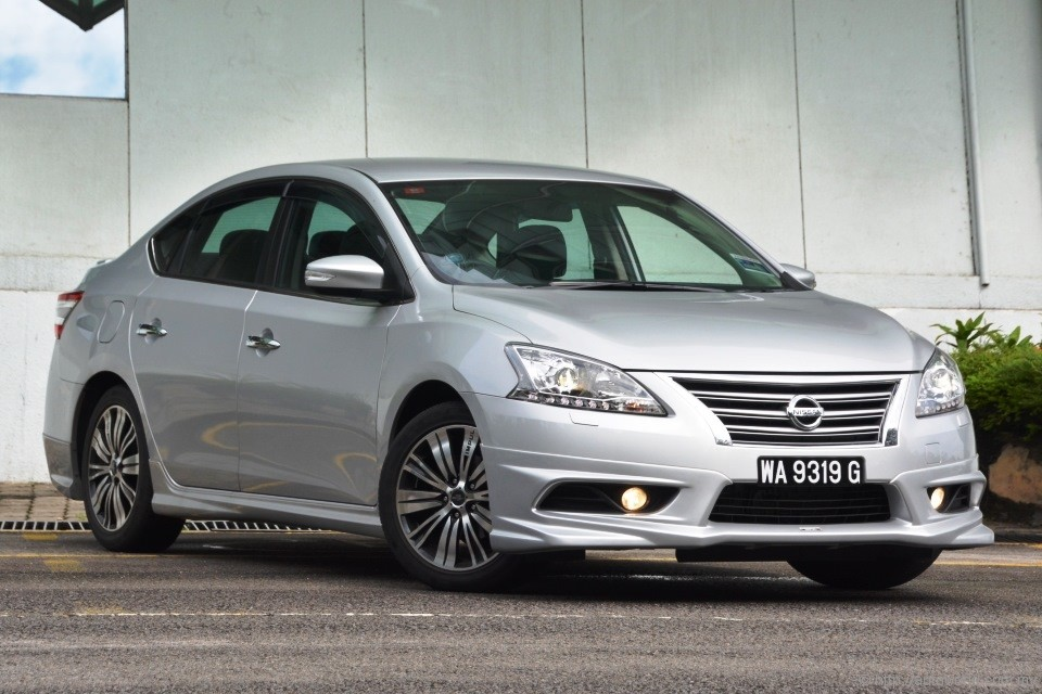 2014 Nissan Sylphy Tuned by Impul review - Autoworld com my