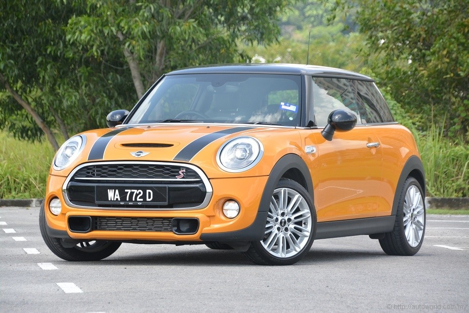 2014 F56 Mini Cooper S Test Drive Review Autoworld Com My