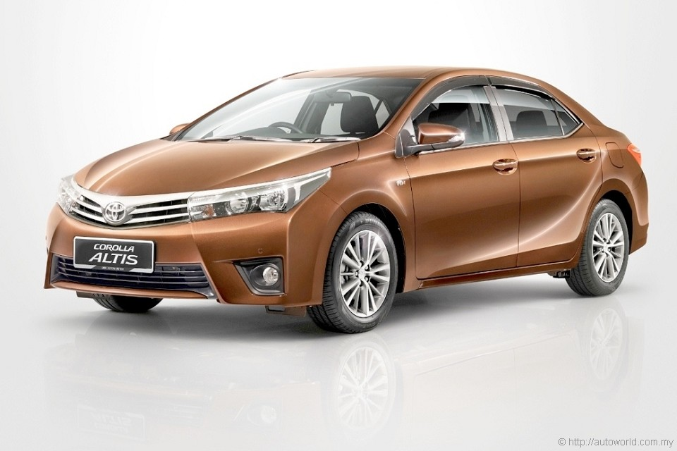 Toyota Malaysia New Launches For 2014 Autos Post
