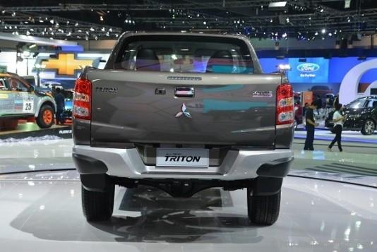 Thai Motor Expo 2014 Mitsubishi Triton Launched