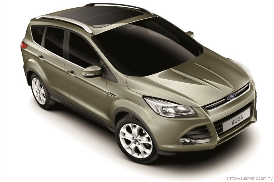 ford kuga special edition limited numbers on sale. Black Bedroom Furniture Sets. Home Design Ideas