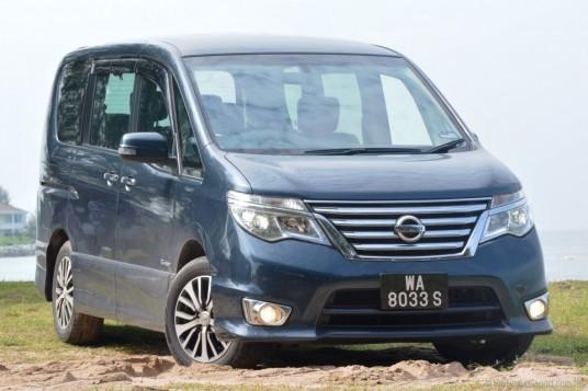 Nissan Serena S-Hybrid CKD Review Pt 2