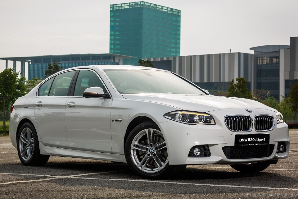 bmw 520d f10 now with new b47 engine. Black Bedroom Furniture Sets. Home Design Ideas