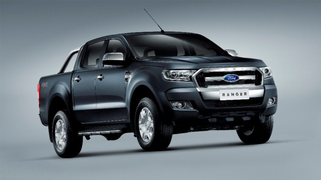 New Ford Ranger makes global debut at Bangkok Motor Show