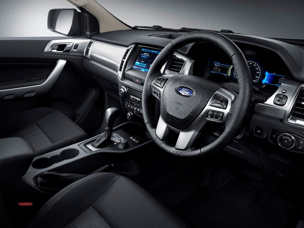 New Ford Ranger 3