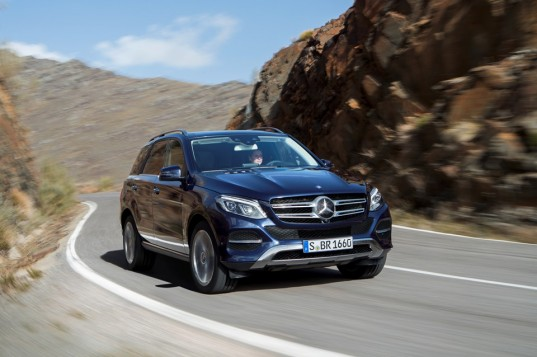 All-new Mercedes-Benz GLE to replace M-Class
