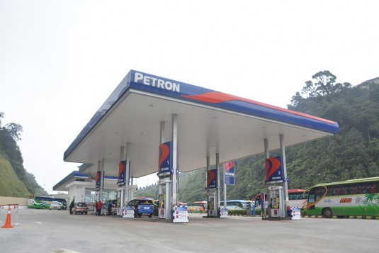 Petron completes rebranding of 550 former Esso and Mobil stations