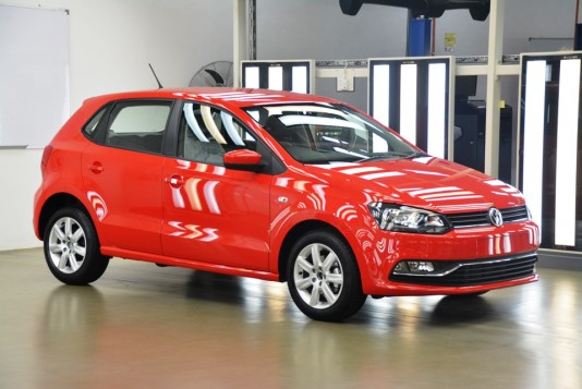 Updated VW Polo Hatchback and Sedan spotted in Pekan plant tour