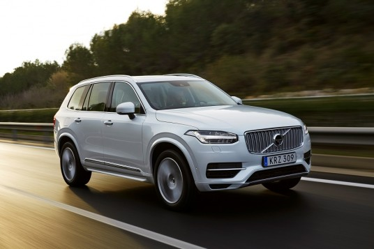 Volvo squeezes extra efficiency from XC90 T8 Twin Engine