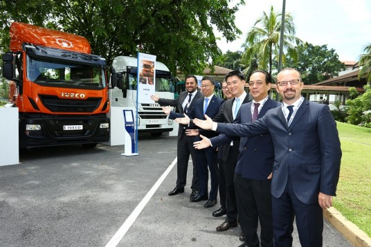 Federal Auto launches full range of Iveco commercial vehicles