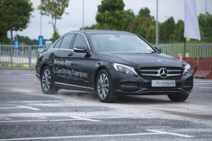 The New C-Class Driving Experience (1)