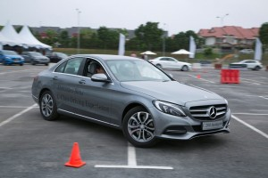 The New C-Class Driving Experience (12)