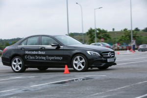 The New C-Class Driving Experience (3)