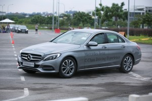 The New C-Class Driving Experience (8)