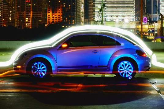 Volkswagen Beetle Bug Edition available in limited units