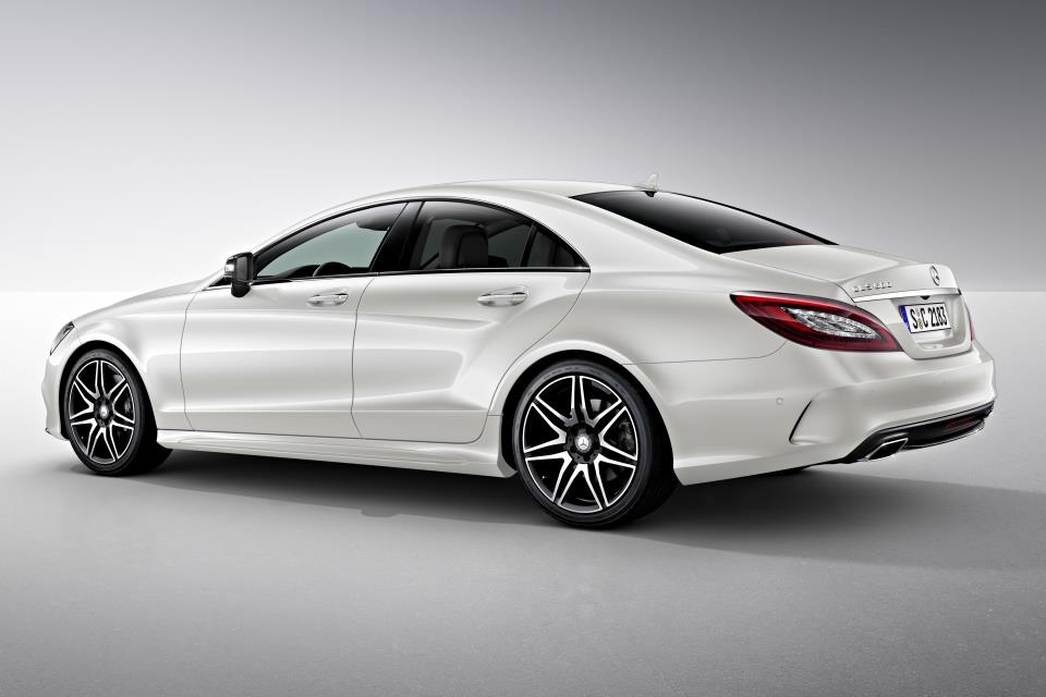 Facelifted mercedes benz cls 400 now available in malaysia for Mercedes benz cls550 price