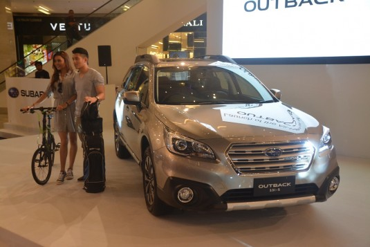All-new Subaru Outback launched in Malaysia