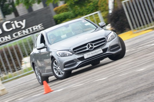 Mercedes-Benz C-Class CKD officially available in Malaysia