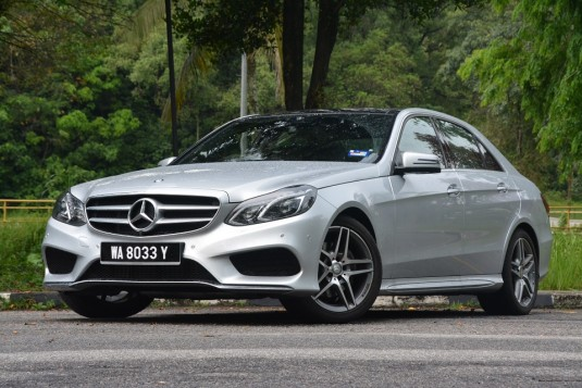Mercedes-Benz Malaysia starts 2015 with strong Q1