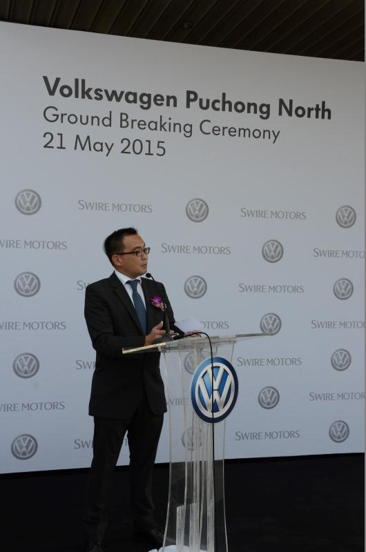 Eric Khoo, GM of Swire Motors SEA DSC_2038