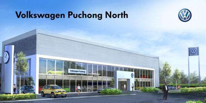 Largest VW Dealer Facility in Malaysia to open by November 2015