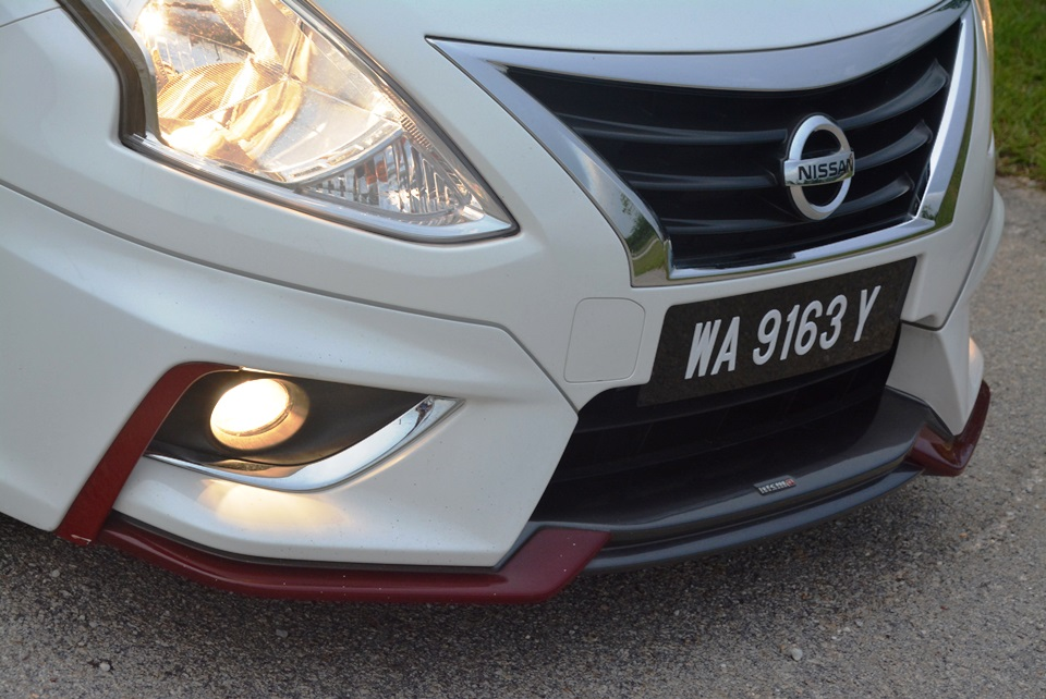 2015 nissan almera vl a t nismo test drive review autoworld com my
