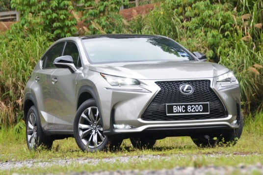 Lexus NX recalled for defective ABS actuator