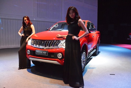 All-new 2015 Mitsubishi Triton officially launched in Malaysia