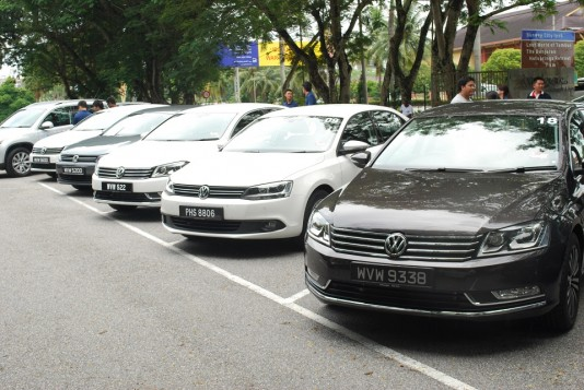 Volkswagen zero interest promo expands to other models