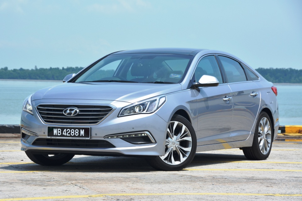 The Sonata Is One Of Hyundaiu0027s Most Recognizable Products. The  Fourth Generation EF Model Launched In The Early 2000s Marked The Start Of  A Concerted Push ...